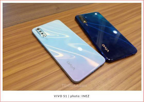 pilihan warna vivo s1 series