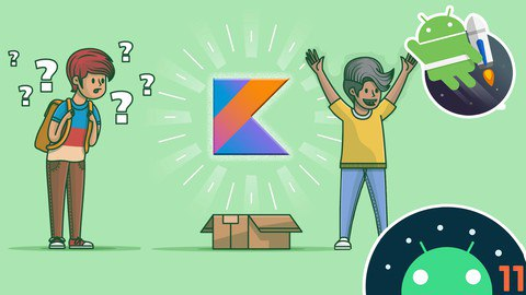 Android App Development Bootcamp with Kotlin - Masterclass [Free Online Course] - TechCracked