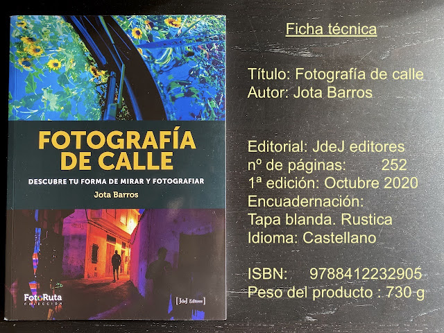 Fotografia de calle. Jota Barros