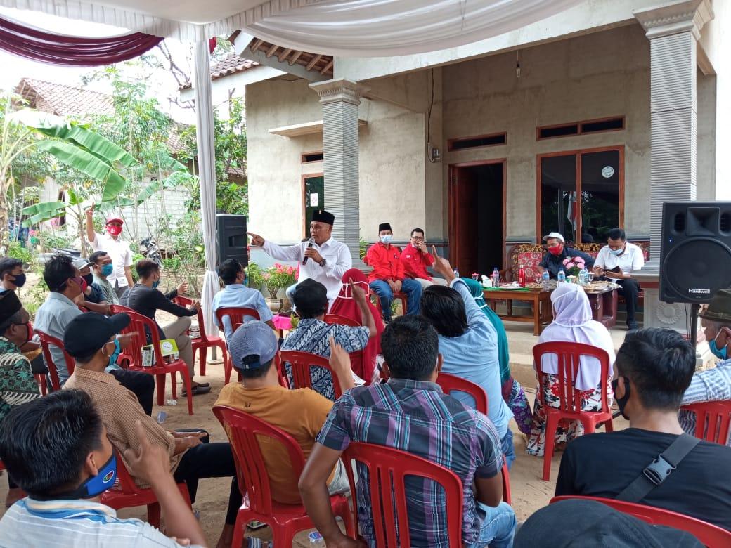 Masyarakat Doakan Nanang LANJUTKAN Kepemimpinan di Lamsel