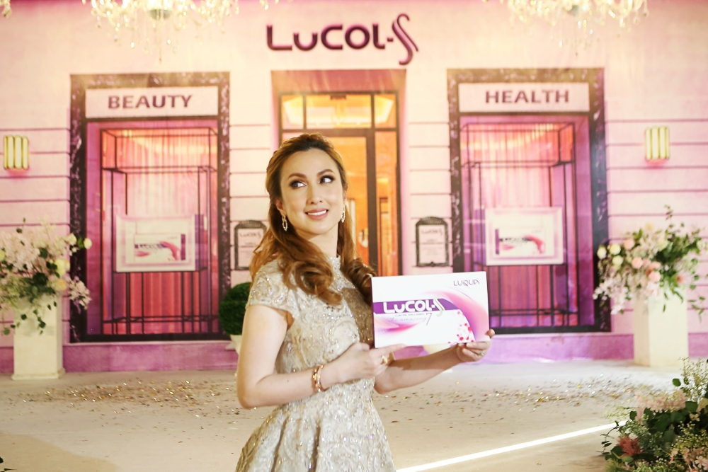 Maria Farida, Lucol S, Kolagen, Beauty by Rawlins, Rawlins Reviews, Rawlins Lifestyle, Collagen