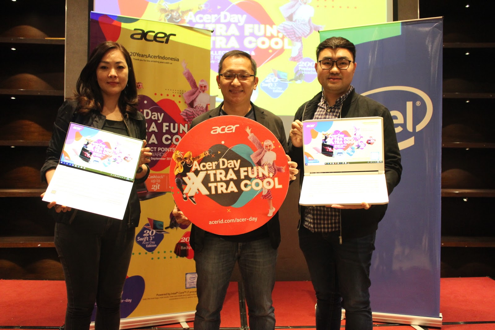 Acer Day 2019 Berhadiah Trip ke Korea dan Ribuan Hadiah Menarik Lainnya