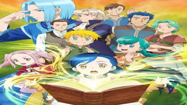 Honzuki no Gekokujou: Shisho ni Naru Tame ni wa Shudan wo Erandeiraremasen 14/14 + OVA 02/02 [Sub-Español][MEGA-MF-GD][HD-FullHD][Online]