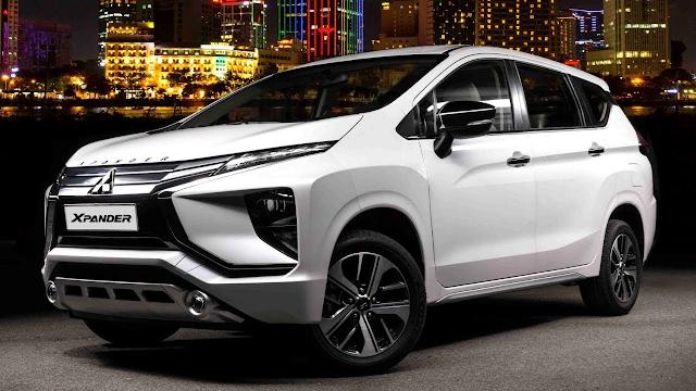 Spesifikasi Mitsubishi Xpander Mobil MPV Gaya SUV