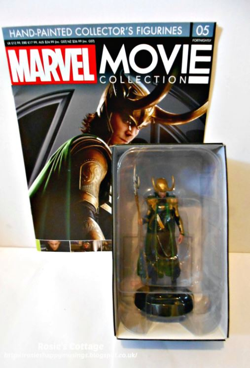 Marvel Movie Collection Loki