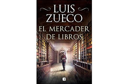 Muchacho en la biblioteca