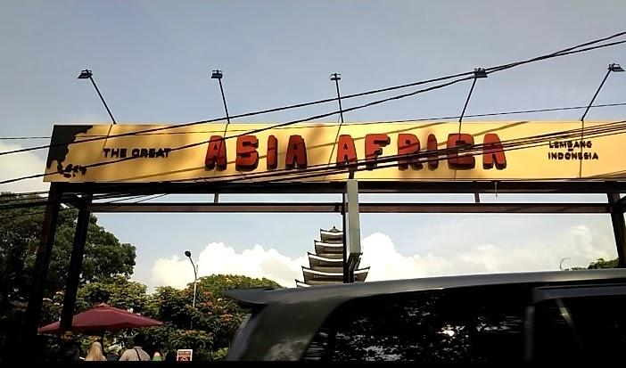 Berwisata ke The Great Asia Africa, Lembang, Bandung