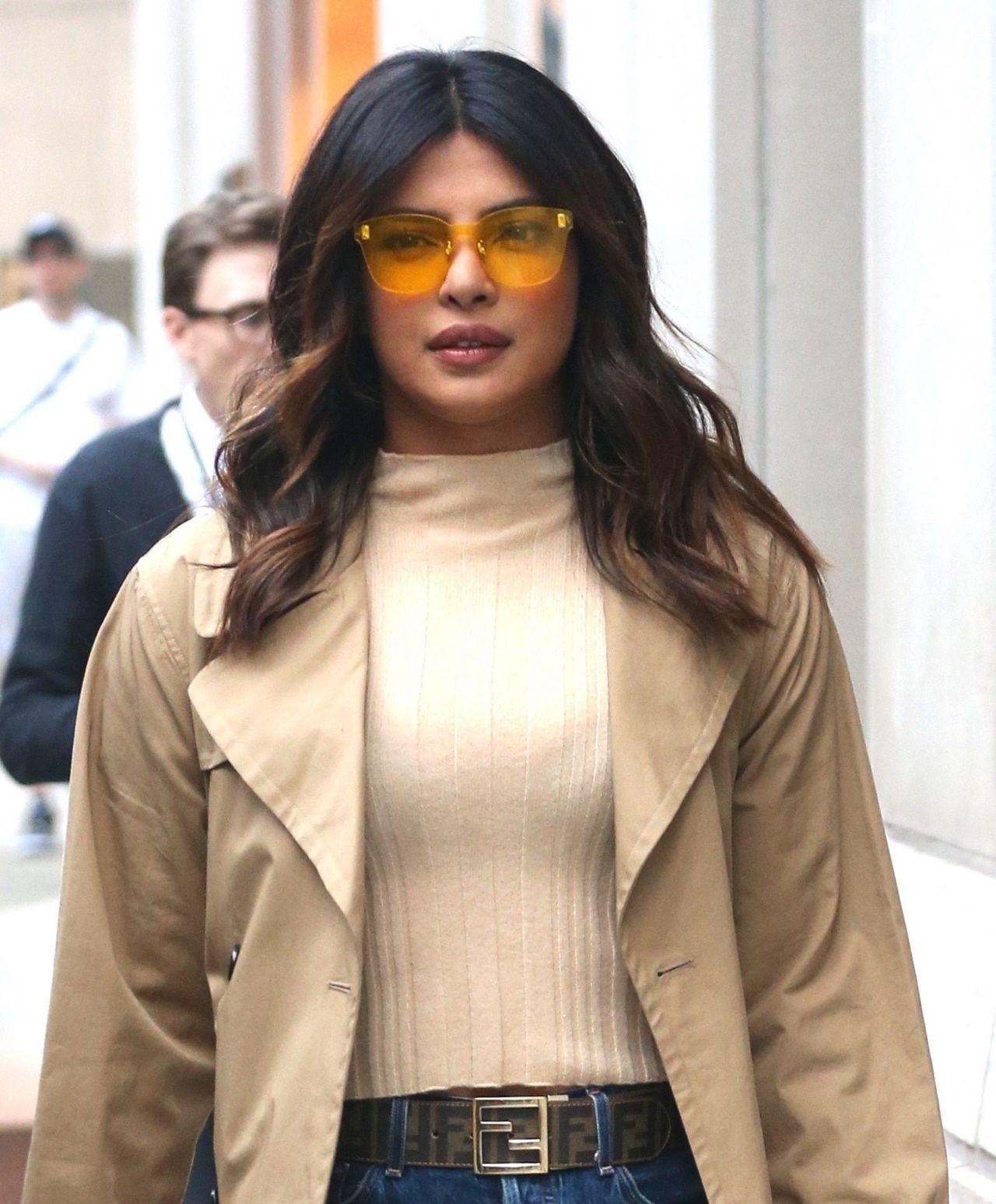 Priyanka Chopra Heading To The Tonight Show With Jimmy