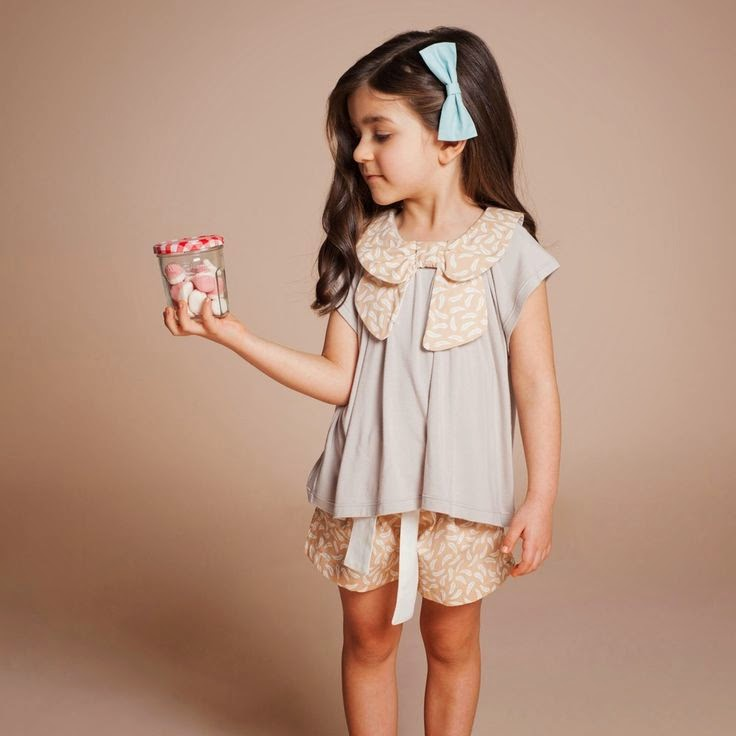 Fashion Clothes For Little Girls