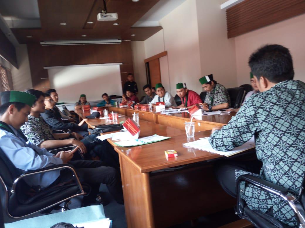 HMI Cabang Garut Melakukan Audiensi Ke Komisi IV DPRD Kabupaten Garut, Terkait Potret Muram Pengelolaan Pendidikan