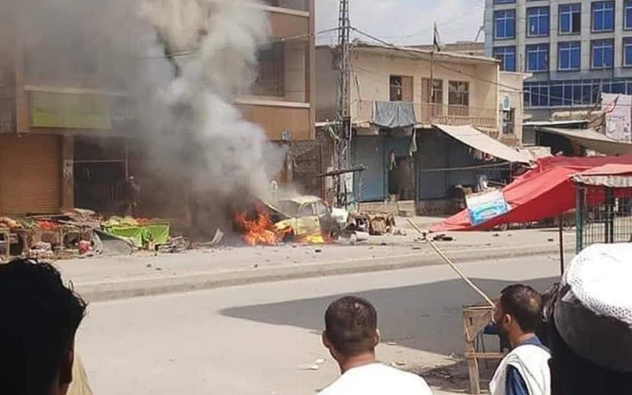 Desmit bumbu sprādzieni Afganistānas simtgades svinībās