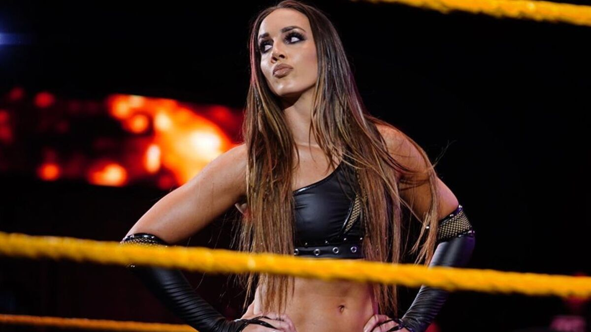 WWE ainda está ajudando Chelsea Green a se recuperar de lesão