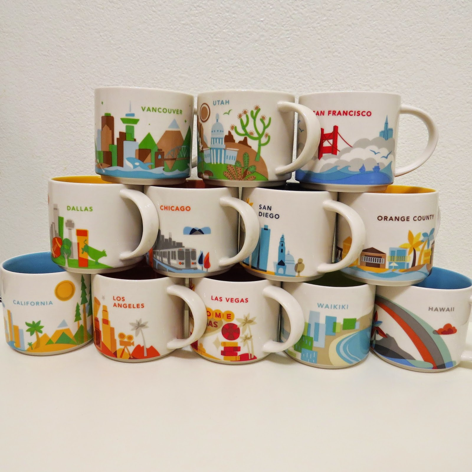 Washington State Coffee Travel Mug