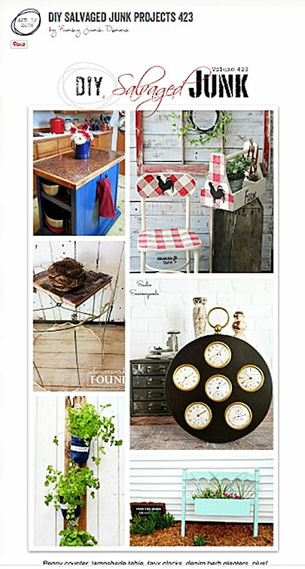 link parties, linkups, Funky Junk Interiors, featured posts, featured projects, blog parties, junk, junking