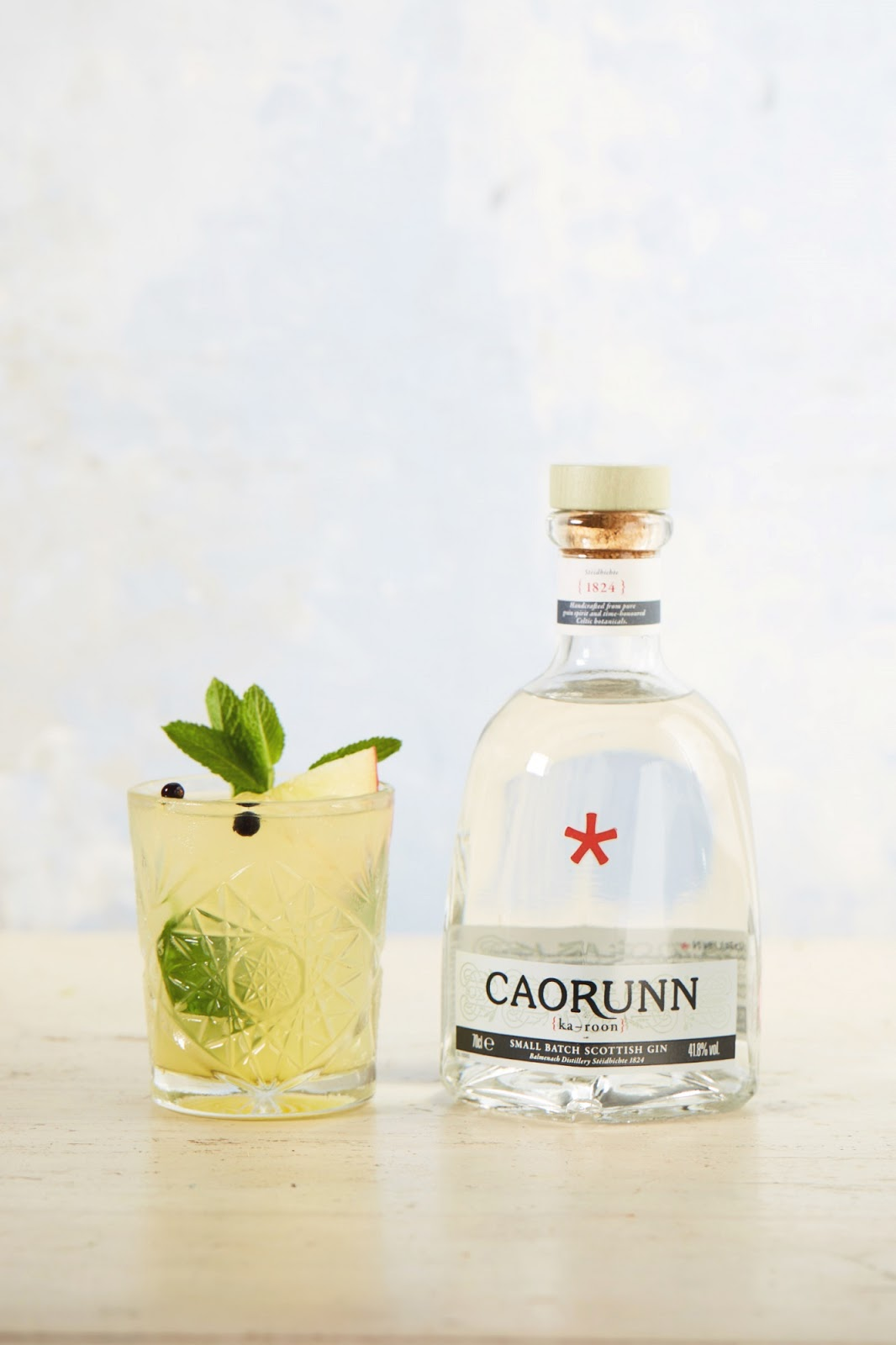 Natural Eating Guru Stacie Stewart Creates Natural Tonics With Caorunn Gin: