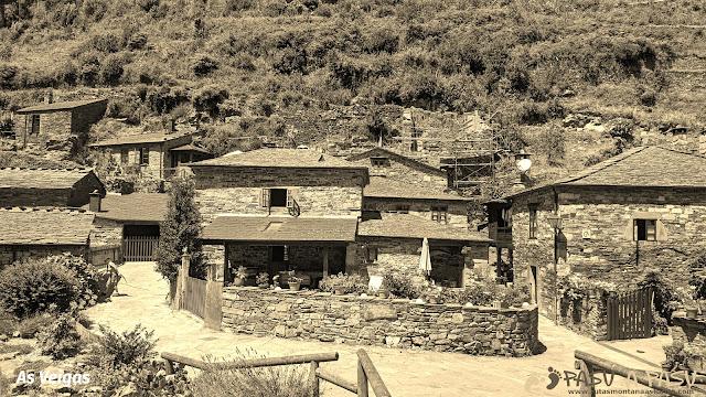Aldea de As Veigas, Taramundi