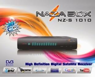 NAZABOX NZ-S1010 NOVA ATUALIZAÇÃO V4.02 - 30/11/2016