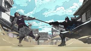 Batman Ninja Türkçe Altyazılı İzle