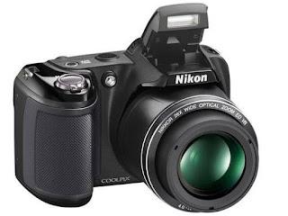 Spesifikasi Kamera Nikon Coolpix L320