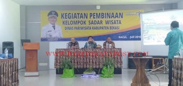 Bangun Wisata Hebat di Kabupaten Bekasi, 23 Pokdarwis Mendapat Pembinaan