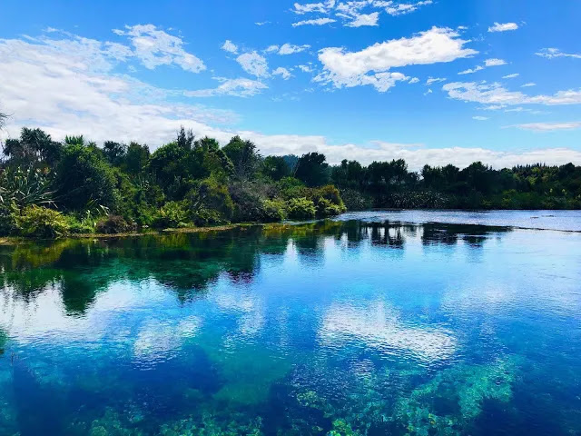 Mata Air Tawar Terjenih Di Dunia, Bersih, santuytimes.com