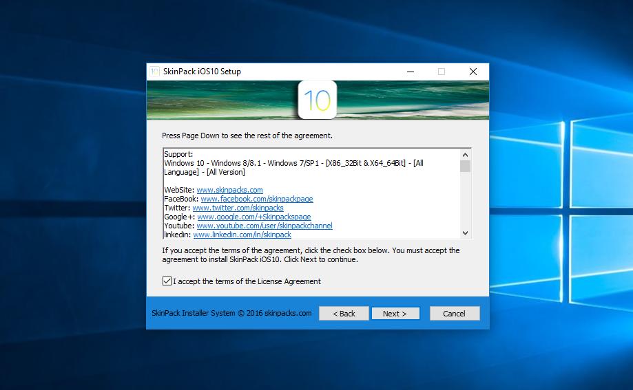 iOS 11 Theme for Windows 10 - Ảnh 4