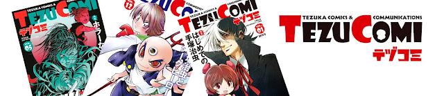Tezucomi, la revista homenaje al dios del manga - Planeta Cómic.