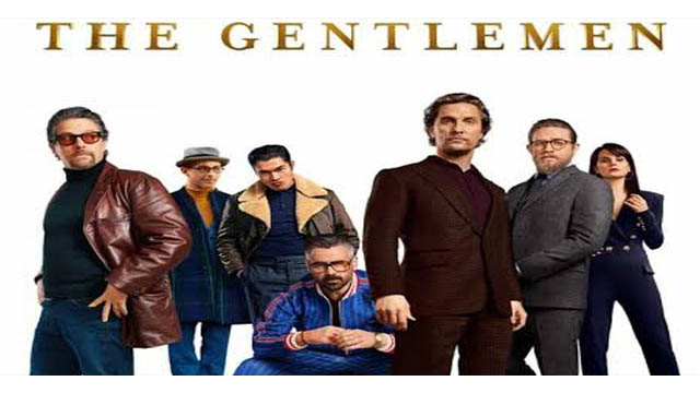 The Gentlemen (2020) English Full Movie Download Free