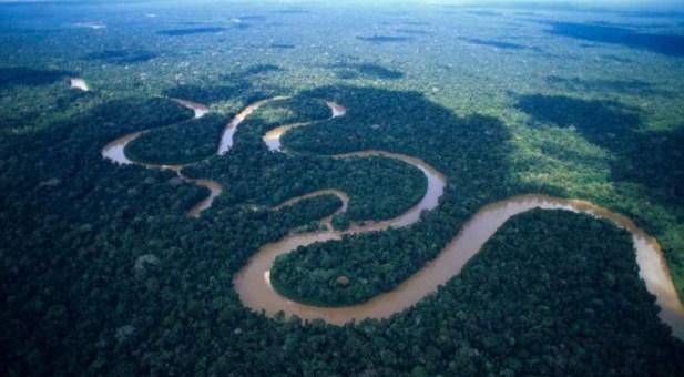 sungai terpanjang di dunia amazon