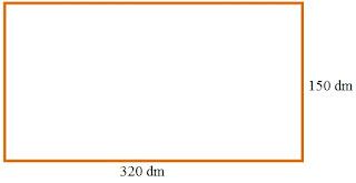 Soal Luas dan Keliling Persegi Panjang Matematika 6 SD