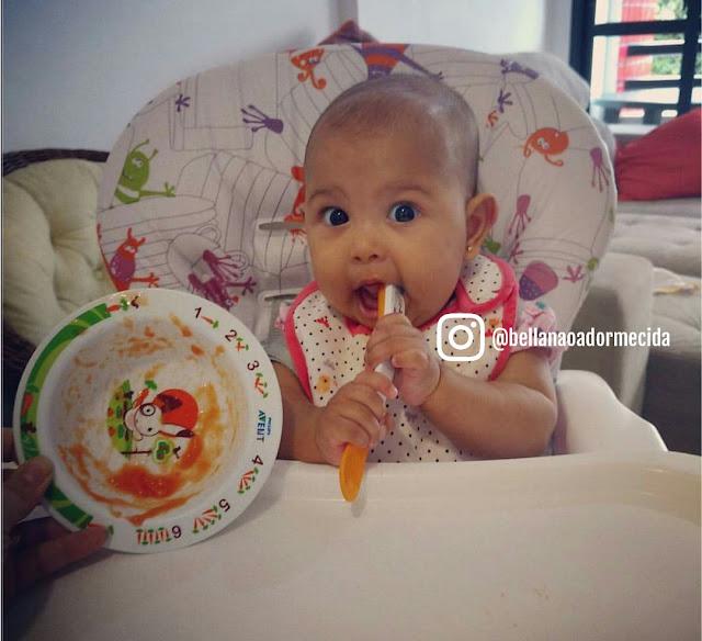 introdução alimentar, dificuldades, meu filho não come, choro para comer, papinha, blw, alimentação complementar, frutas, papa salgada