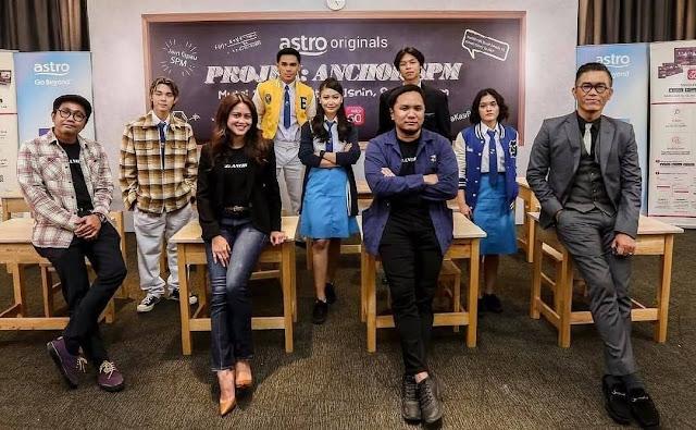 Saksikan Drama Siri Projek Anchor SPM Di Astro Citra (Astro Originals)