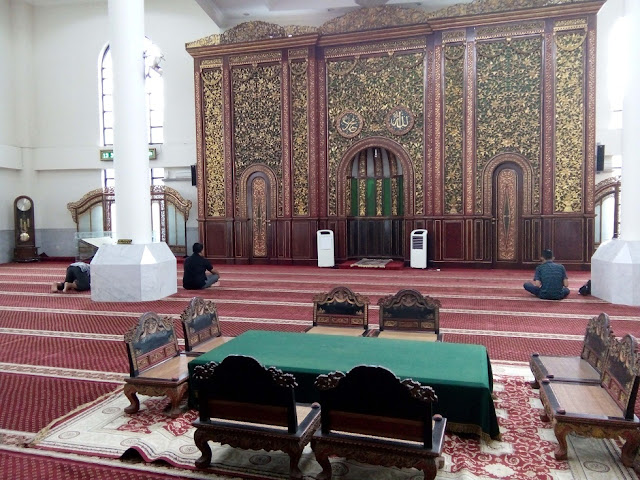 masjid solo fatimah