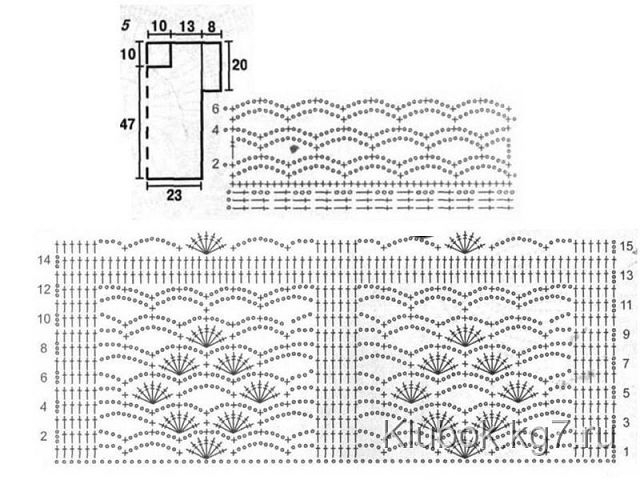 the best in internet crochet diagram patterns. Black Bedroom Furniture Sets. Home Design Ideas
