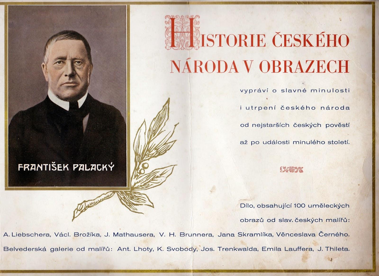 Historie národa českého v obrazech