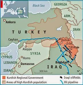 Τουρκία εγγυήτρια δύναμη στο Ιράκ