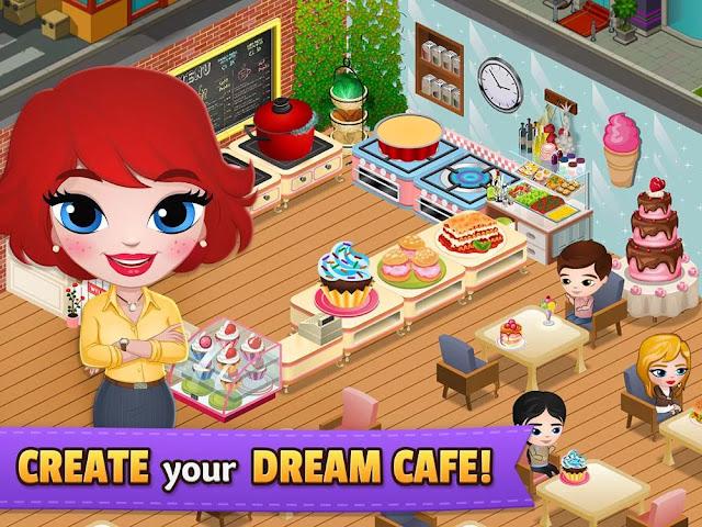 Cafeland - World Kitchen APK MOD