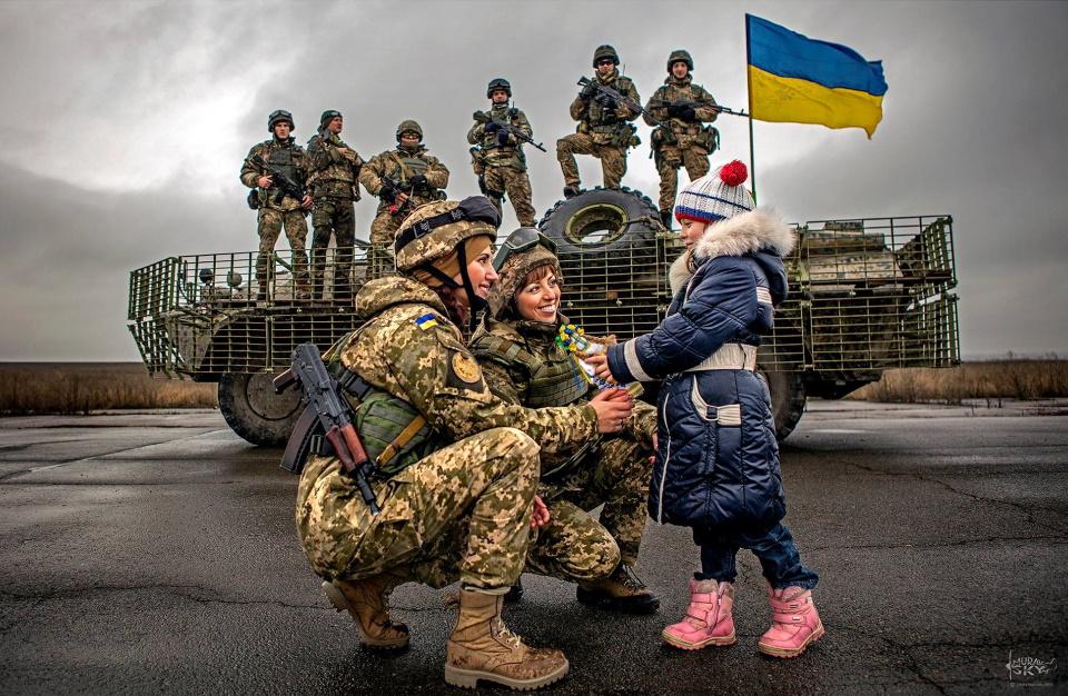 Президент підписав закон про День захисників і захисниць України