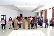 FDW PYR Laksanakan NPHD Pembangunan Rumah Ibadah