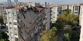 Hari Ketiga Pencarian Korban Gempa Turki: Per Senin Pagi 76 Tewas dan 962 Luka-luka
