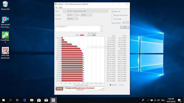 samsung evo 860 ssd review