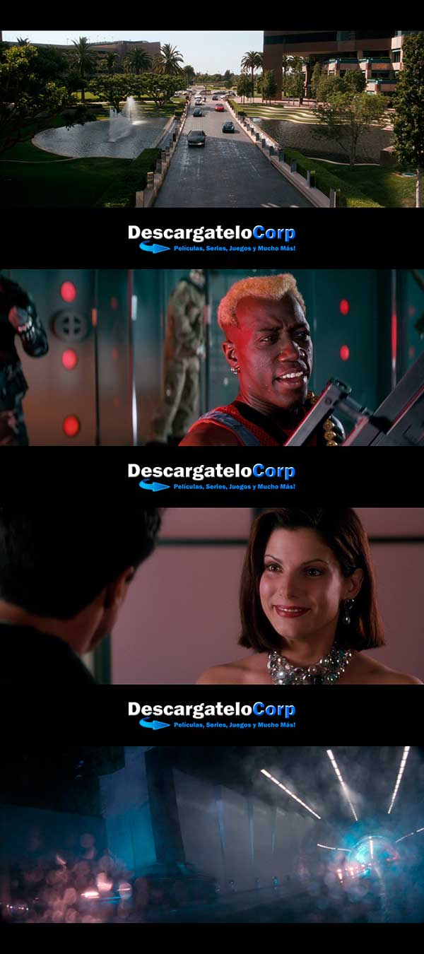 Demolition Man HD 1080p Latino
