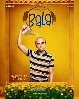 Bala (2019) Full Movie Download Hindi 480p 720p HD