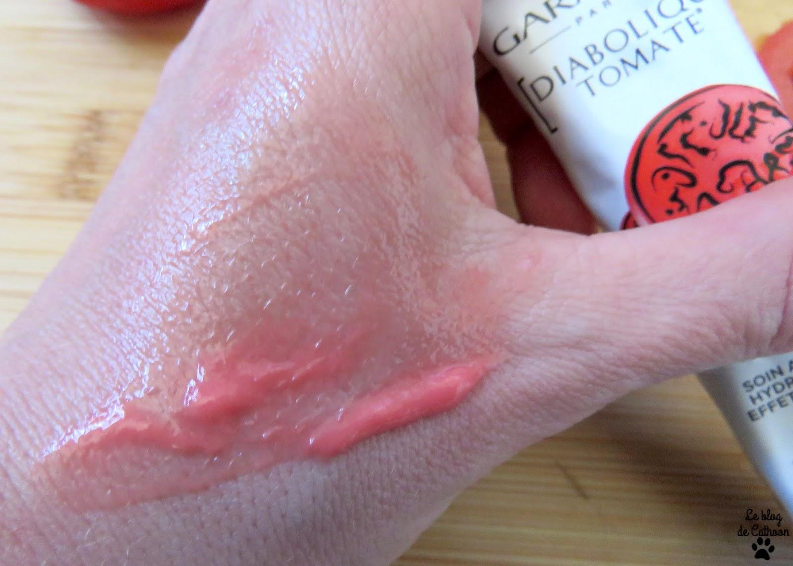 Diabolique Tomate - Crème d'Eau - Garancia