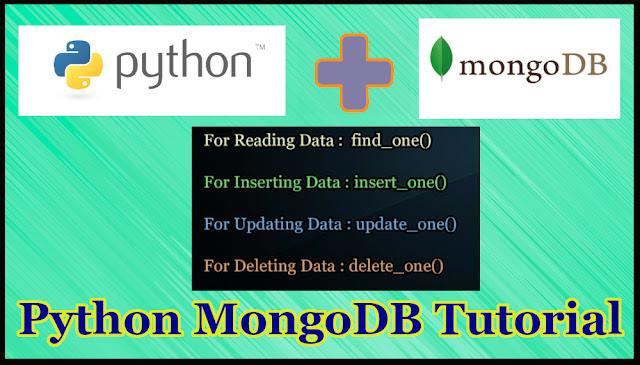 Python MongoDB Tutorial Part 13