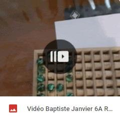 Vidéo baptiste Janvier 6A
