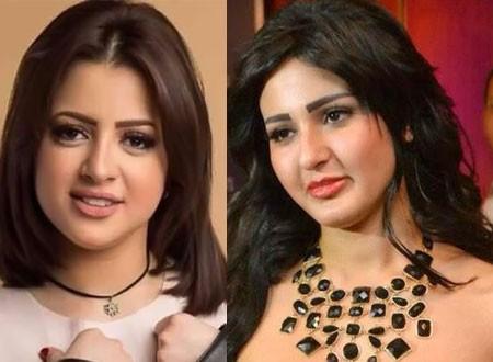 """فيديو مزعوم فاضح لنجمة """"رحيم"""" منى فاروق وممثلة أخرى وهما ترقصان أمام مخرج"""