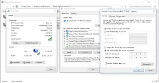 Change DNS Setting