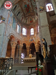 Poitiers - Iglesia de Santa Radegonda
