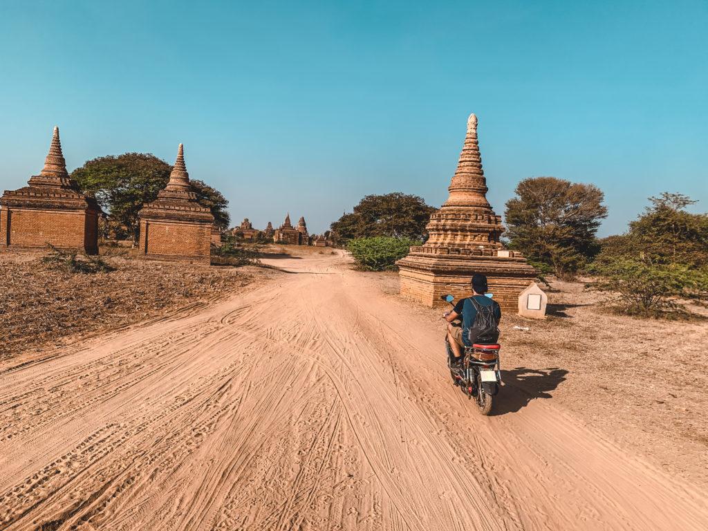 Путешествие по Мьянме, Баган